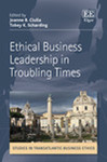 Stepping down rather than up: the ethical option for business in our troubling times